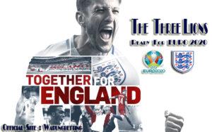 Tim Nasional Inggris Piala Eropa 2020